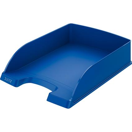 LEITZ Briefablage Plus Standard, A4, Polystyrol, blau