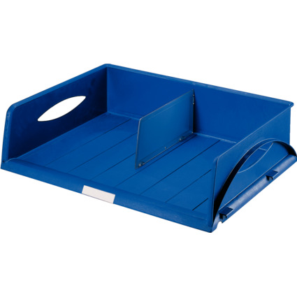 LEITZ Ablagekorb Sorty Jumbo, DIN A3/C3, blau