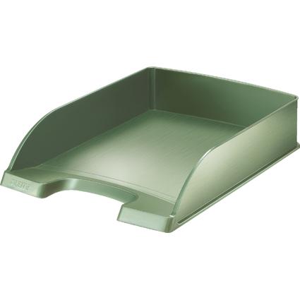 LEITZ Briefablage Style, A4, Polystyrol, seladon-grün