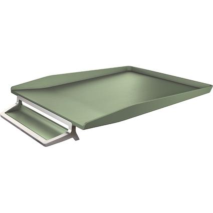 LEITZ Briefablage Style, DIN A4, seladon-grün