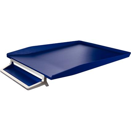 LEITZ Briefablage Style, DIN A4, titan-blau