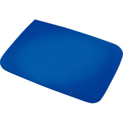 LEITZ Schreibunterlage Soft-Touch, 650 x 500 mm, blau