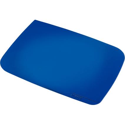 LEITZ Schreibunterlage Soft-Touch, 530 x 400 mm, blau