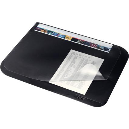 LEITZ Schreibunterlage Soft-Touch, 650 x 500 mm, schwarz