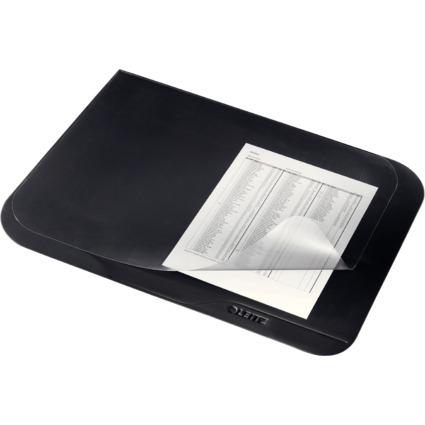 LEITZ Schreibunterlage Soft-Touch, 530 x 400 mm, schwarz