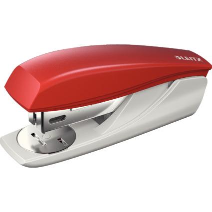 LEITZ Heftgerät Nexxt 5501, rot, im Karton