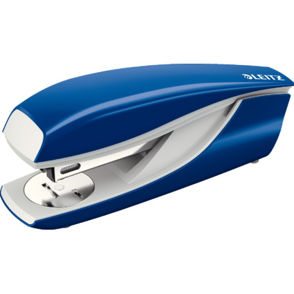 LEITZ Heftgerät Nexxt 5502, Heftleistung: 30 Blatt, blau