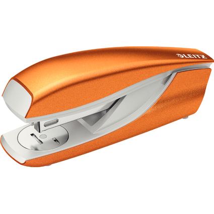 LEITZ Heftgerät Nexxt WOW 5502, orange-metallic