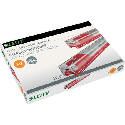 LEITZ Heftklammer-Kassette K12 für Block-Heftgerät 5551