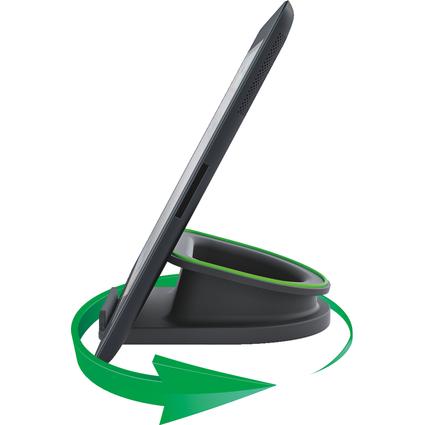 LEITZ Tablet-PC-Ständer Complete, drehbar, schwarz