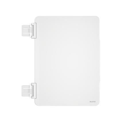 LEITZ Frontklappe Complete für iPad-Schutzcover, weiß