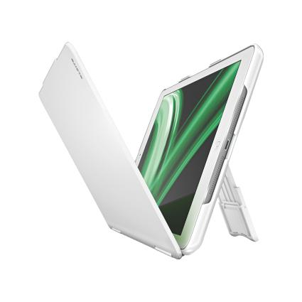 LEITZ iPad-Schutzcover Multi-Case Complete mit Klappe, weiß