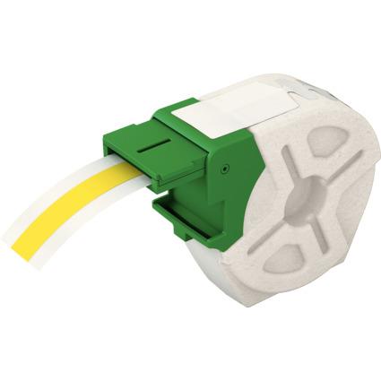LEITZ Beschriftungsetiketten ICON, gelb, (B)12 mm x (L)10 m