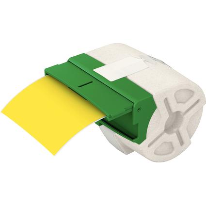 LEITZ Beschriftungsetiketten ICON, gelb, (B)88 mm x (L)10 m
