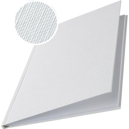 LEITZ Buchbindemappe impressBind, A4, 3,5 mm, weiß, Hard