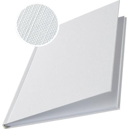 LEITZ Buchbindemappe impressBind, A4, 7 mm, weiß, Hard Cover