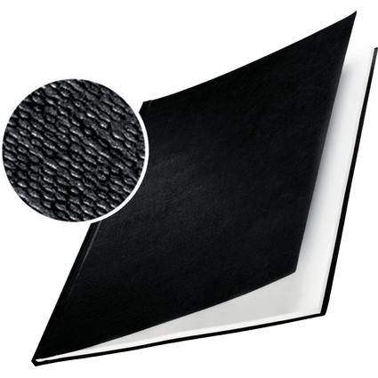 LEITZ Buchbindemappe impressBind, A4, 7 mm, schwarz, Hard