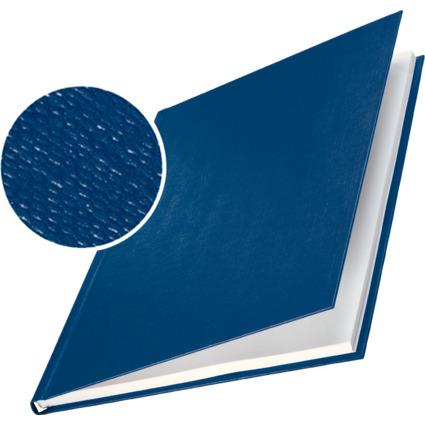 LEITZ Buchbindemappe impressBind, A4, 10,5 mm, blau, Hard