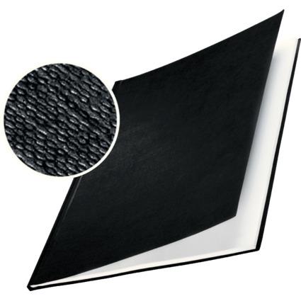 LEITZ Buchbindemappe impressBind, A4, 24,5 mm, schwarz, Hard