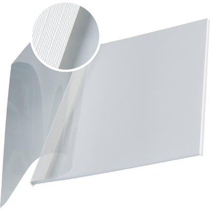 LEITZ Buchbindemappe impressBind, A4, 3,5 mm, weiß, Soft