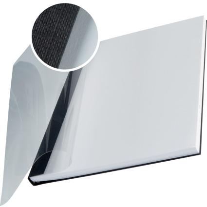 LEITZ Buchbindemappe impressBind, A4, 10,5 mm, schwarz, Soft
