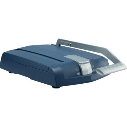LEITZ Buchbindegerät impressBIND 140, blau/silber