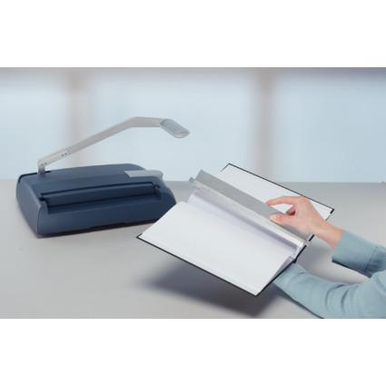 LEITZ Ent-Binder für Buchbindegerät impressBIND 140, silber