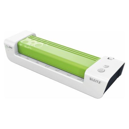 LEITZ Laminiergerät iLAM easy A3, bis DIN A3, weiß/grün