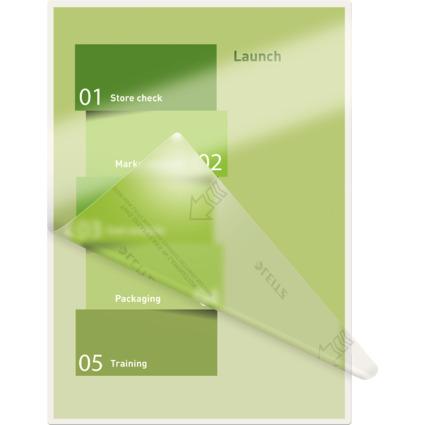 LEITZ Laminierfolientasche iLAM, DIN A3, glänzend, 200 mic