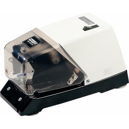 Rapid Elektrisches Heftgerätgerät 100E 66, schwarz/weiß