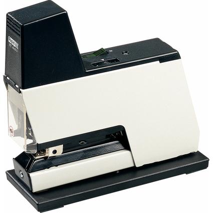 Rapid Elektro-Heftgerät Classic 105E, schwarz / weiß