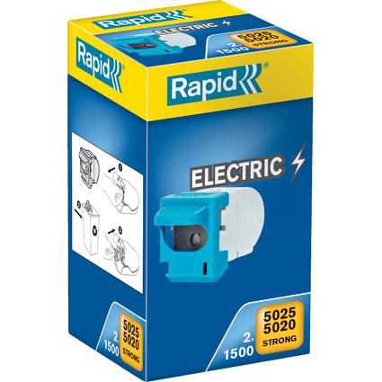Rapid Heftklammern Klammer-Kassette 5020e / 5025e