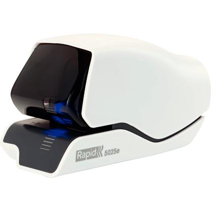 Rapid Elektro-Heftgerät Supreme 5025e, weiß/grau