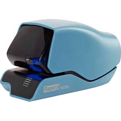 Rapid Elektro-Heftgerät Supreme 5025e, blau/grau