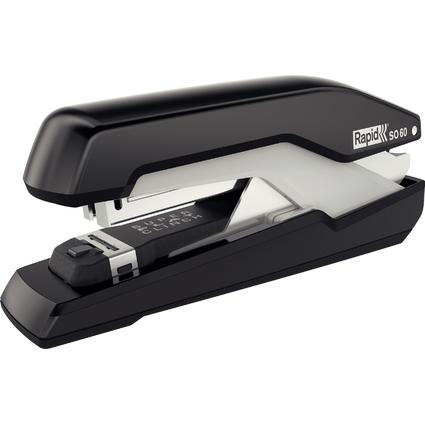 Rapid Flachheftgerät Omnipress SO60, schwarz/grau