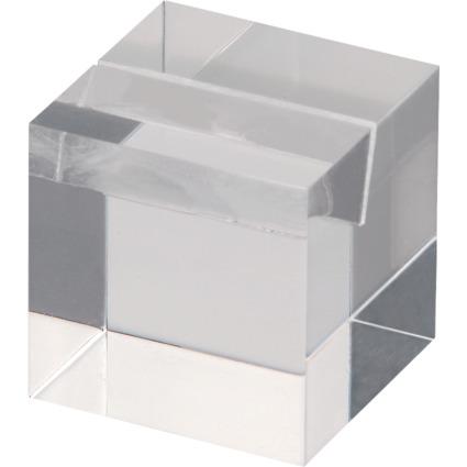 MAUL Notiz-/Fotohalter, aus Acryl, glasklar
