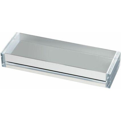 MAUL Stiftebox MAULacro, Acryl/Aluminium, glasklar