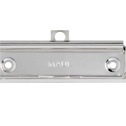 MAUL Bügelklemmer, Breite: 100 mm, Klemmweite: 10 mm, nickel