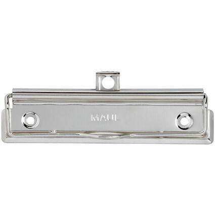 MAUL Bügelklemmer, Breite: 120 mm, Klemmweite: 10 mm, nickel