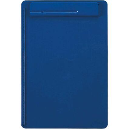 MAUL Klemmbrett OG, aus Kunststoff, DIN A4, blau
