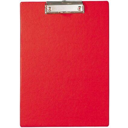 MAUL Klemmbrett mit Folienüberzug, DIN A4, rot