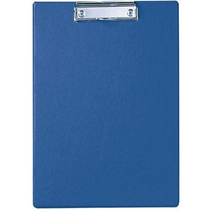 MAUL Klemmbrett mit Folienüberzug, DIN A4, blau