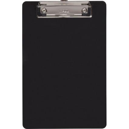 MAUL Kunststoff-Klemmbrett, DIN A5, schwarz