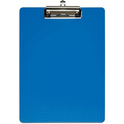 MAUL Klemmbrett MAULflexx, DIN A4, aus PP, blau / schwarz