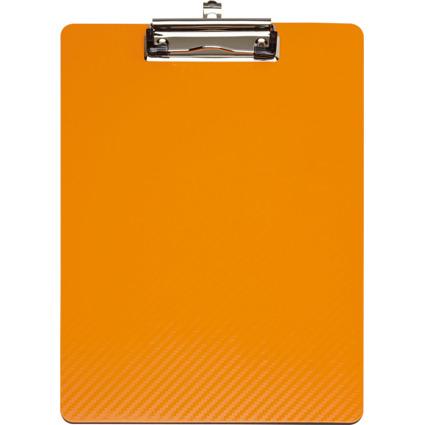 MAUL Klemmbrett MAULflexx, DIN A4, aus PP, orange / schwarz