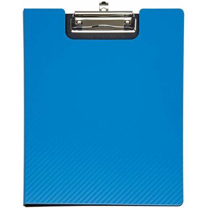 MAUL Schreibmappe MAULflexx, DIN A4, aus PP, blau/schwarz