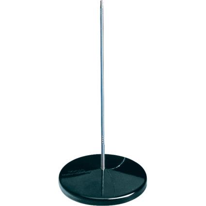 MAUL Zettelspießer Metall, schwarz