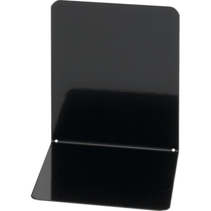MAUL Buchstütze (H)140 x (T)140 x (B)120 mm, schwarz