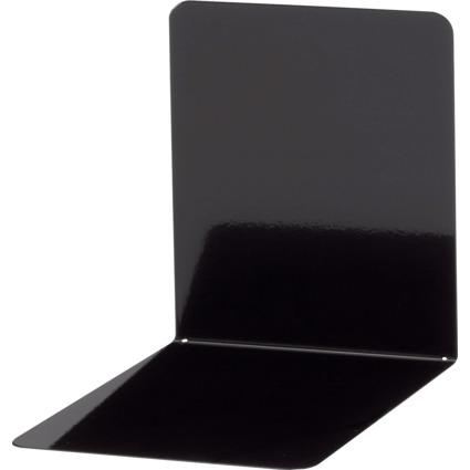 MAUL Buchstütze aus Metall, magnethaftend, schwarz