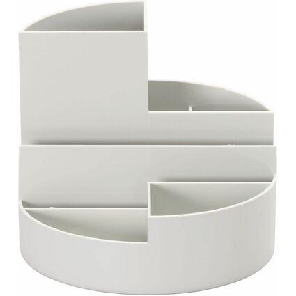 MAUL Multiköcher MAULrundbox, Durchm.: 140 mm, grau